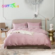Boa qualidade popular consolador de bambu cama 100% conjunto de bambu / 4pcs conjunto de cama de bambu