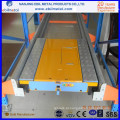 Nanjing Ebil Metal Automated Steel Q235 Radio Shuttle Shelf