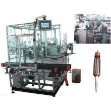 Double Winding Flyer Rotor automático bobina bobina para tipo de gancho Commutator