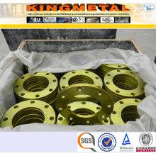 Bride standard de l'acier au carbone Ss400 JIS 5k 10k 20k