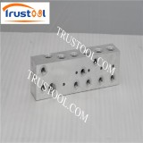 Qualified Custom CNC Parts Sanitary Processing Equipment Assy OEM