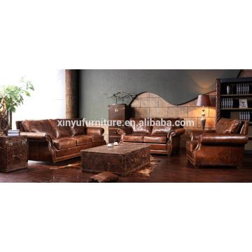2015 neues Design französischen Stil antiken Sofa-Set A645