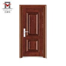 Nuevo producto de diseño de una sola puerta de hierro.