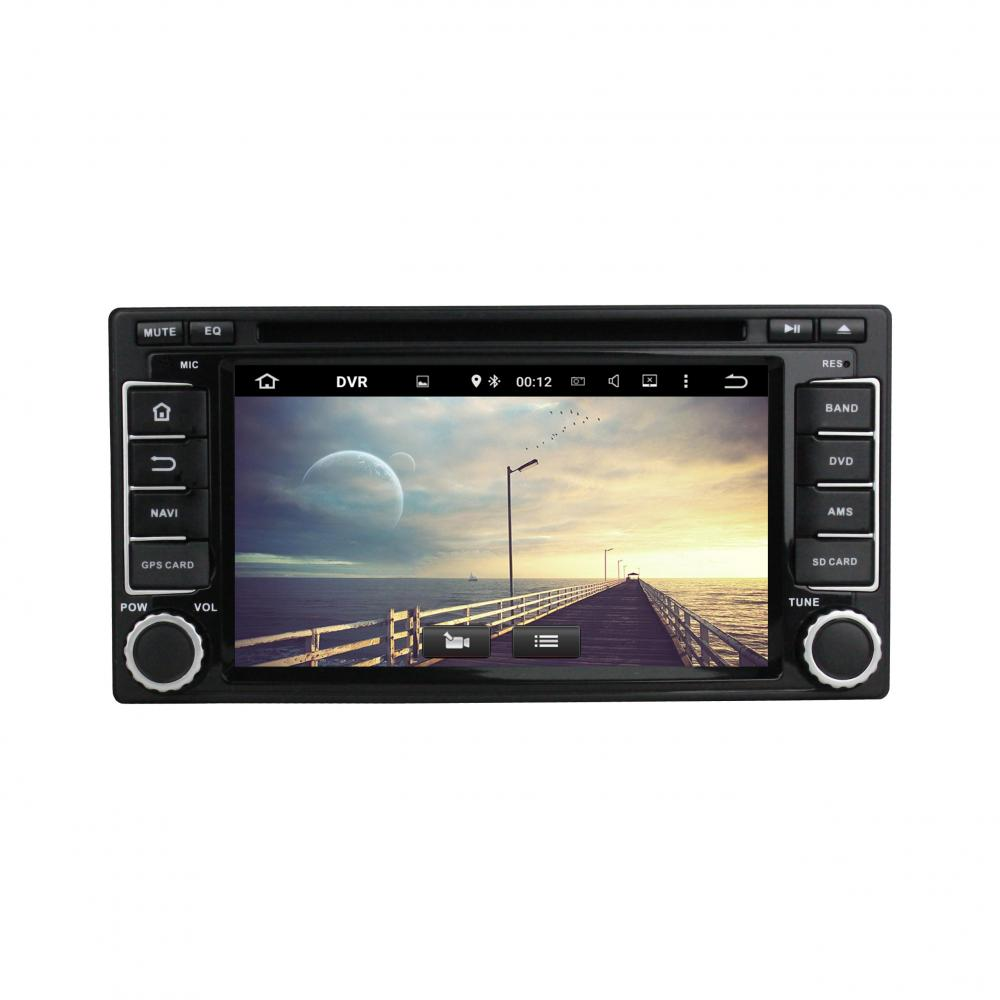 Android 7.1 car multimedia gps for Subaru Forester/Impreza