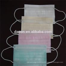 máscara de papel de filtro