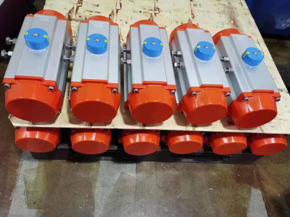 Pneumatic Actuator 06