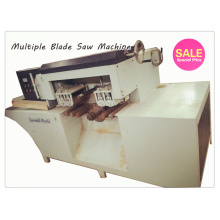 Factory Direct Multiple Blade Rip Saw with High Quality