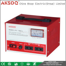 New Type Full Copper Household AC Single Phase 50Hz/60HZ 0.5KVA~30KVA Servo Moto Automatic Voltage Stabilizer Made in china