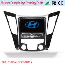 Navegación caliente del coche DVD GPS del coche 2 para la nueva sonata de Hyundai