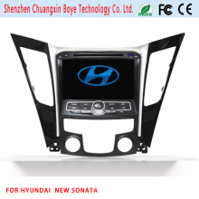 Hot 2 DIN Car DVD Navigation GPS pour Hyundai New Sonata