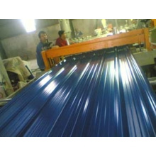 plastic roofing sheet production machine