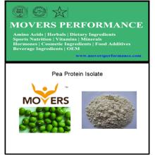 Vente chaude de haute qualité: Poudre d'isolat de protéine de pois