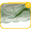 Fresh Green Fashion African Lace Fabrics Ladies Suits Design Fabric Made In China