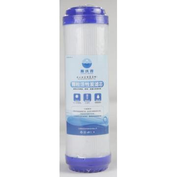 Granular Carbon Water Filter Cartridge