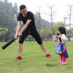 Safe toys baseball bats set for kids sports