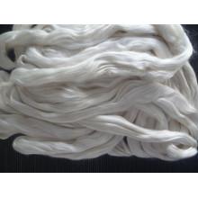 Laine de mouton peignée et peignée Med Shade 21.5mic / 44mm pour le filage