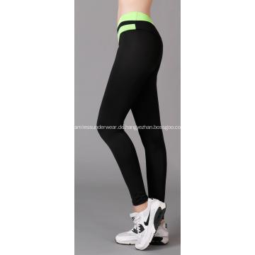 Schwitzen Sie schnell trocken Yoga Sport lange Hose