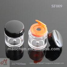 SF009 Cosmetic loose eye shadow jar