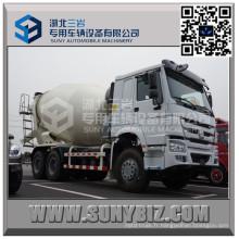 Camion à béton HOWO 10 Wheeler 6 M3