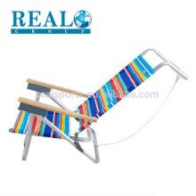 Colorful cheap folding beach chaise sun lounge chair outdoor folding easy chair on sale