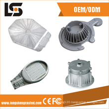 High Power LED Lamp Die Casting Panel Light Housing
