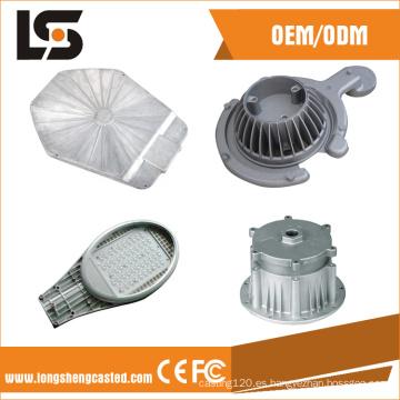 La lámpara del poder más elevado LED a presión la vivienda de la luz del panel de la fundición
