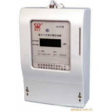 Multi-Function Remote Prepayment Control Energy Kwh Power Meter
