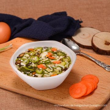Goldlieferant gesunde Früchte Okra chinesische Instant-Suppe