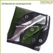 OD Lightweight Protable Emergency Thermal Shelter Blanket