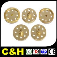 OEM CNC precisión de mecanizado / mecanizado / torneado / fábrica de molienda en China