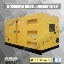 590kVA 50Hz Soundproof Diesel Generator Powered by Cummins (SDG590CCS)