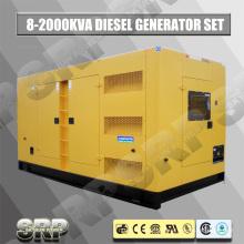 650kVA 50Hz gerador a diesel insonorizado Powered by Perkins (SDG650PS)