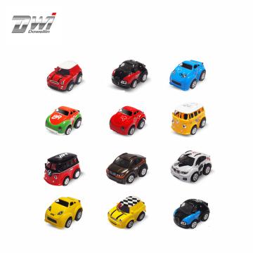 DWI Dowellin latest infrared stunt easy control shen qi wei mini rc car for kids