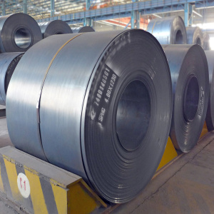 SS400 Hot Galvanized Steel Coil