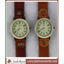 Reloj vendedor caliente de la promoción del reloj de la mujer retra (RA1201)