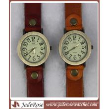 Venda quente relógio de promoção de relógio de pulso de mulher retro (ra1201)