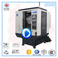 Vmc540 Shanghai Centro De Mecanizado Pequenos Stable Mechanical Construction, Distinguished Fast Traverse CNC Machining Center