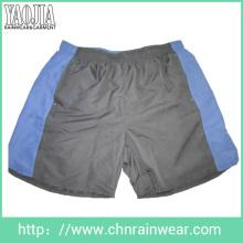 Secagem rápida tecido Men's Casual calças curtas / Shorts Board
