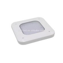 cUL genehmigte 110 Grad Betrachtungswinkel 110lm / w LED Lichtquelle CER, RoHS, UL-Bescheinigungstankstelle führte Überdachungslichter