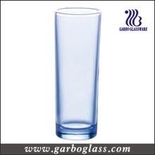 15oz Blue Highball Glas Tumbler