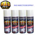 Pest Control Nigéria Mercado Insecticida / Insecticida / Areosol Spray