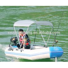 motor de fuera borda de gasolina de 2 tiempos 3.6HP en venta (Hangkai motor del barco)
