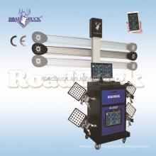 lifting cameral beam auto repair tools 3D wheel alignment