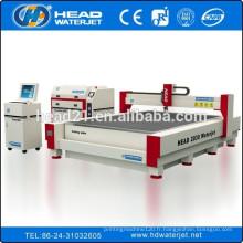 Haute vitesse de haute précision de la machine de découpe jet d'eau abrasif