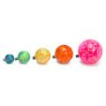 Bola de Substituição Rosca Interna de 3mm 4mm Opal Para Piercing