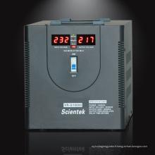 Affichage à LED 10000VA 6000W Régulateur de tension