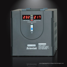 Светодиодный дисплей 10000VA 6000W Регулятор напряжения