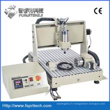 Fraises de gravure CNC Machine de routeur CNC à faible coût