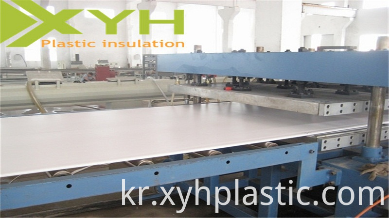 Machining Polyethylene Sheet