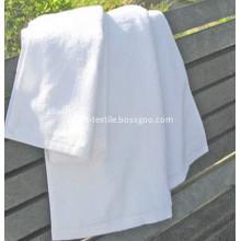 100% cotton bath towel embroidery logo